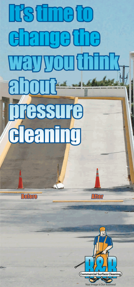 water pressure cleaning in miami