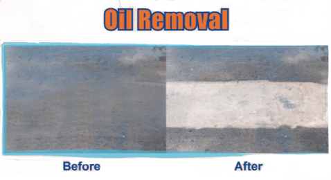 oil removal