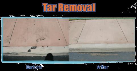tar removal